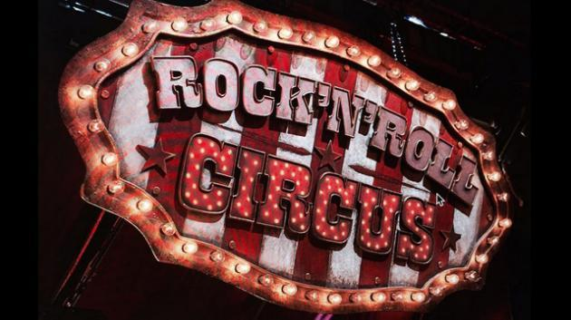 66817 rock n roll circus arthur lance son emission autour du cirque sur tf1 le