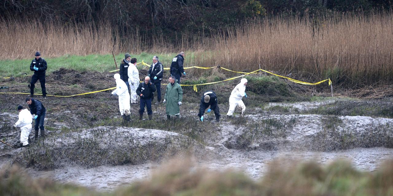 Affaire troadec de nouveaux restes humains decouverts a pont de buis
