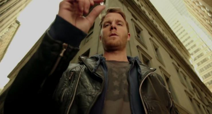 Brian finch in limitless series