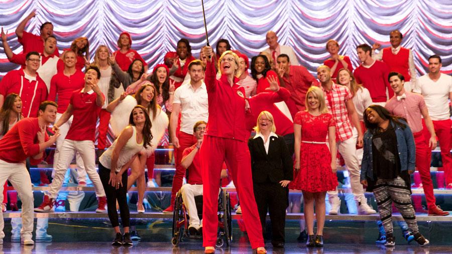Glee series finale ratings
