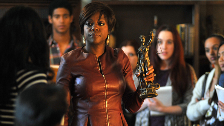 How to get away with murder review viola davis