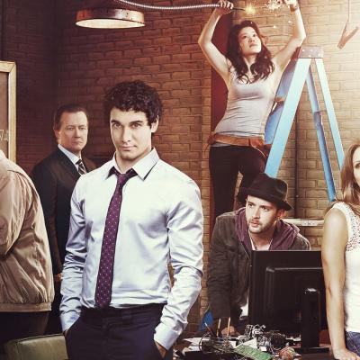 Scorpion serie tv