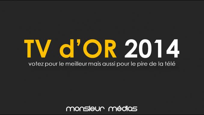 Tv d or 2014 affiche